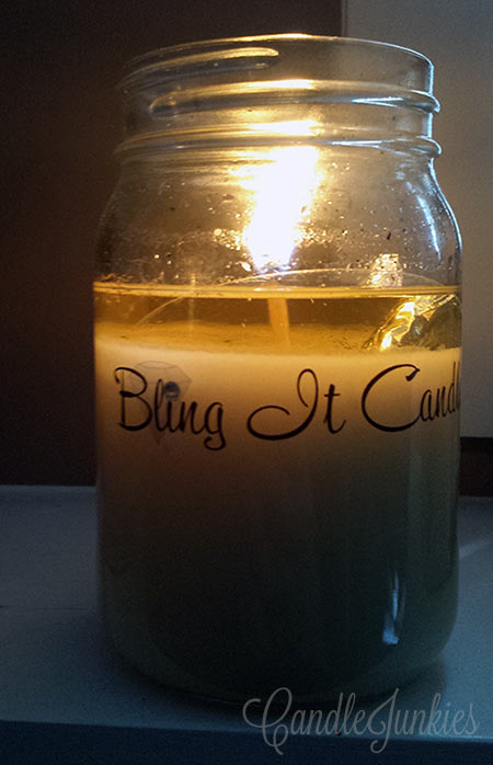 bling it candles