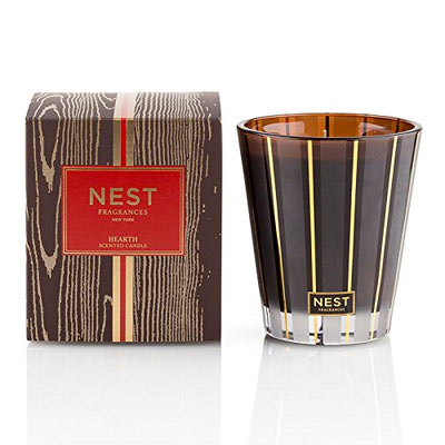 nest hearth candle