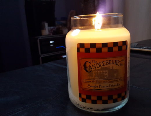 candleberry candles review