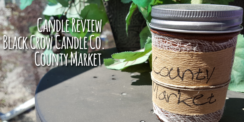 black crow candle co. review