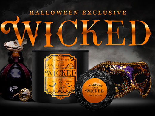 Fragrant Jewels Wicked Candle