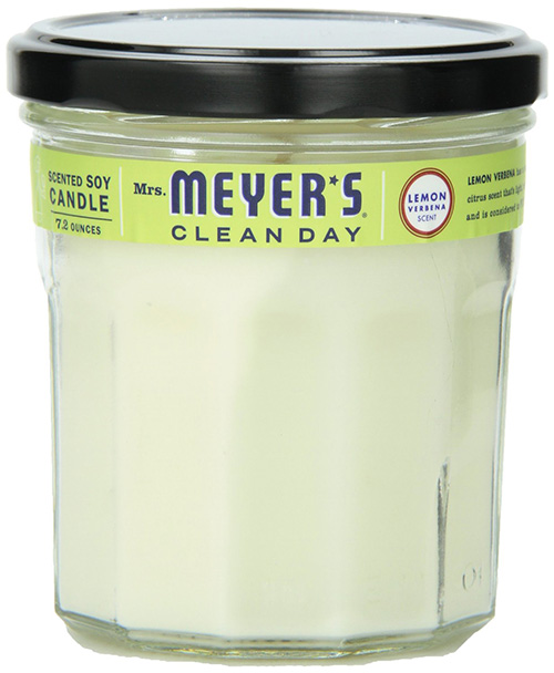 Clean Day: Lemon Verbena Candle by Mrs. Meyer's
