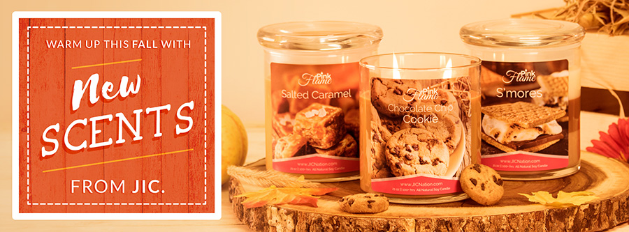 New JIC Fall Scents