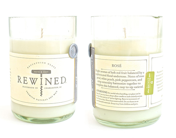 Rose by Rewined Candles