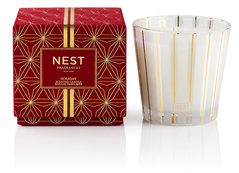 NEST holiday 3 wick candle