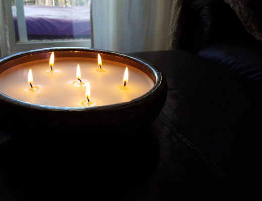 Flashpoint candle review