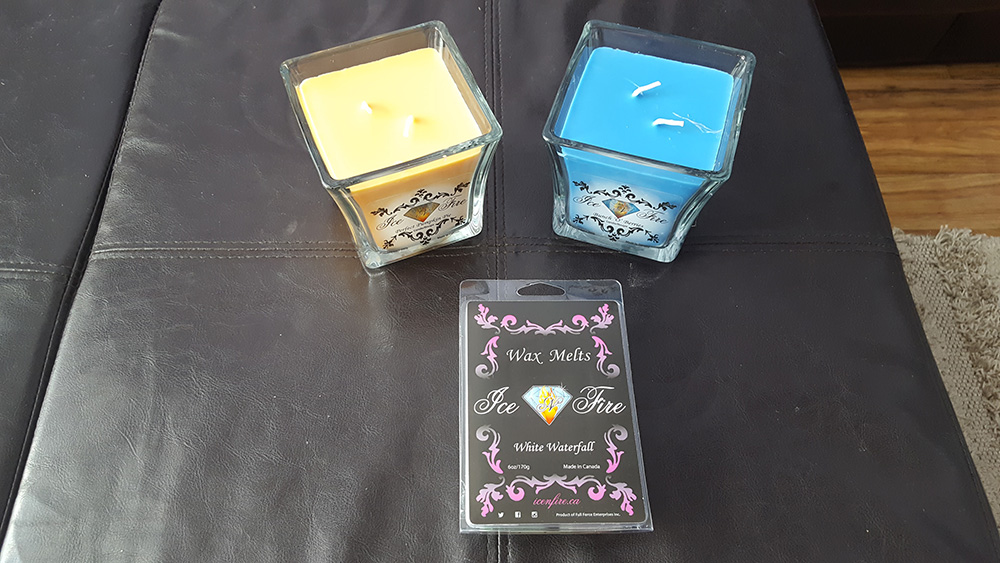 Ice N Fire Ring Candle Review