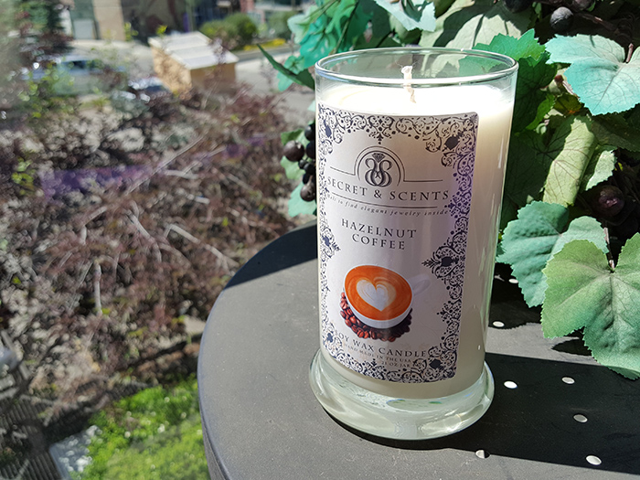 Secret and Scents Hazelnut Coffee Review