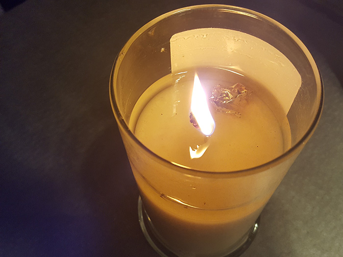 Secret and Scents Jewelry Candle