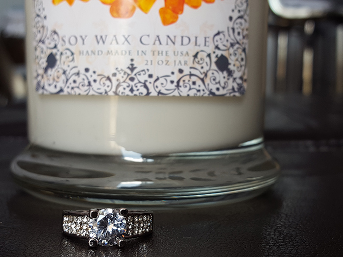 Secret and Scents Candle Jewelry