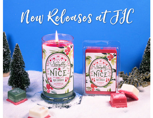 Jewelry In Candles Holiday Scents and Bath Bombs