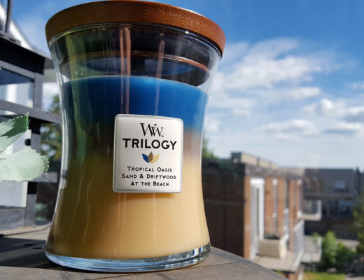 woodwick candles review