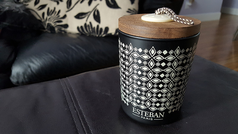 teck & tonka candle review