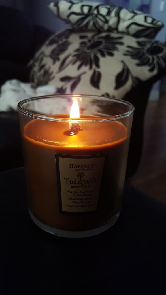 hannahs candle review