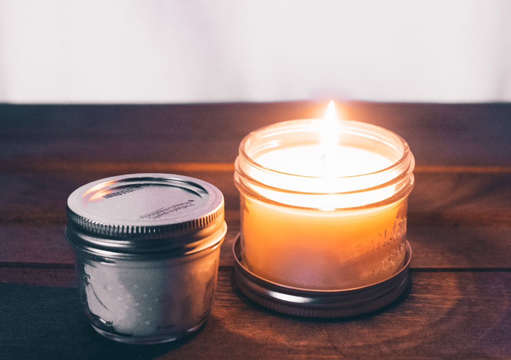 Stress Relief Candles