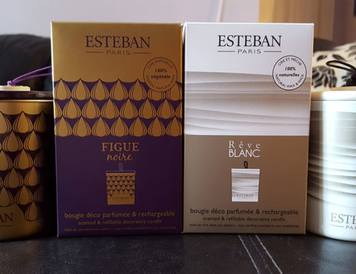 esteban paris candles figue noire reve blanc