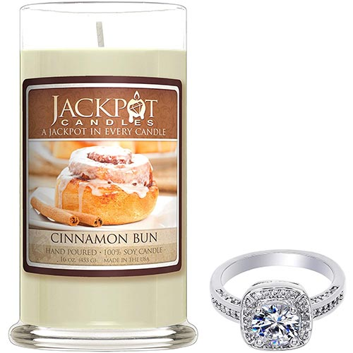 Jackpot Candles Best Ring Candles On Amazon