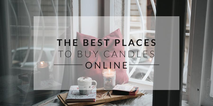 The Best Places To Buy Candles Online