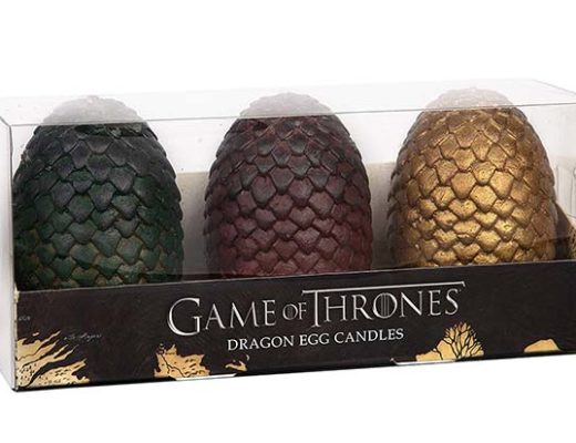 got dragon eggs