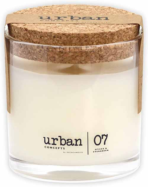 Urban Concepts candle