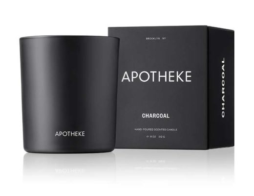 apotheke charcoal candle review